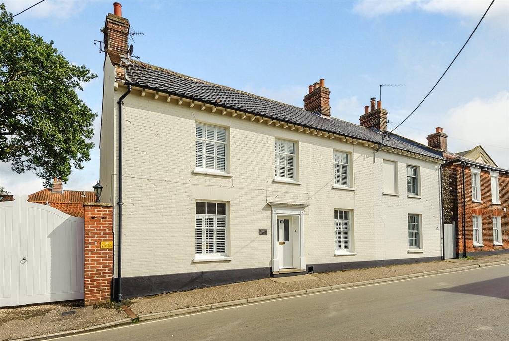 4 Bedrooms Unique Property for sale in New Street, Holt, Norfolk, NR25