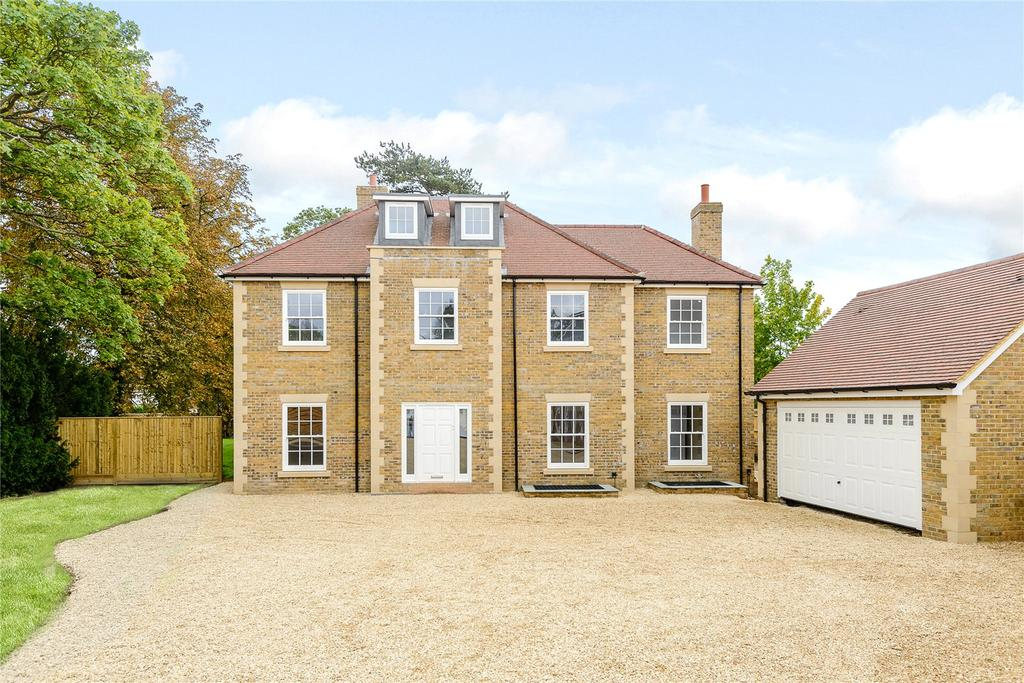 5 Bedrooms Detached House for sale in Peppard Common, Henley-on-Thames, Oxfordshire, RG9