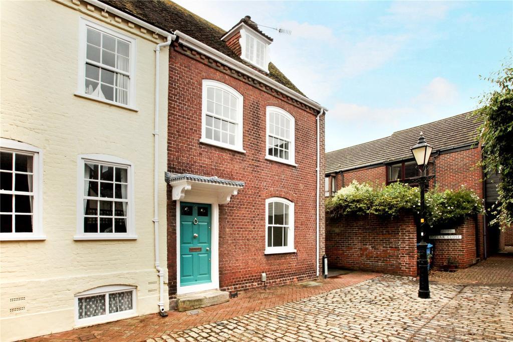2 Bedrooms Unique Property for sale in St. James Close, Poole, Dorset, BH15