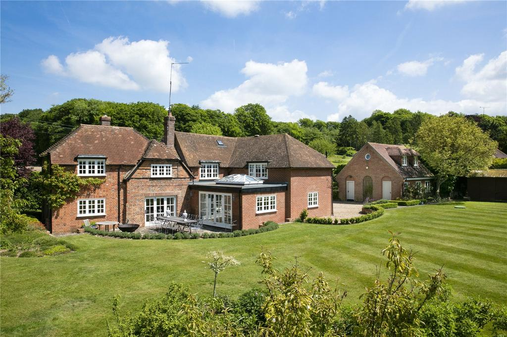 5 Bedrooms Unique Property for sale in Aldworth, Reading, RG8