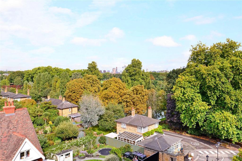 4 Bedrooms Flat for sale in Rivermead Court, Ranelagh Gardens, London, SW6