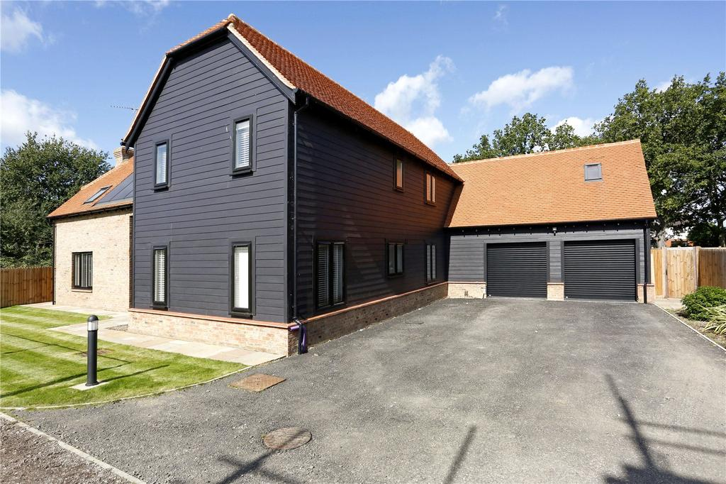 6 Bedrooms Detached House for sale in Woodland Barns, Hoe Lane, Nazeing, Waltham Abbey, EN9