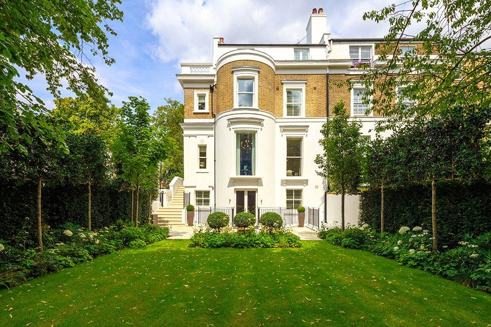 5 Bedrooms Semi Detached House for sale in Lansdowne Road, London, W11