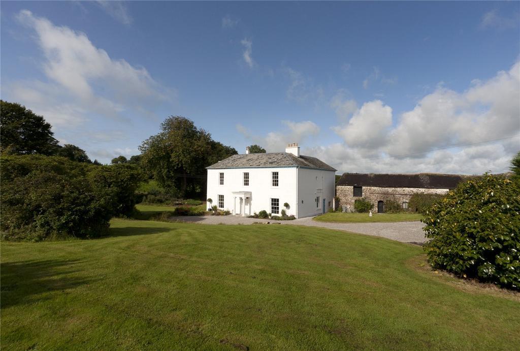 6 Bedrooms Detached House for sale in Inwardleigh, Okehampton, Devon, EX20