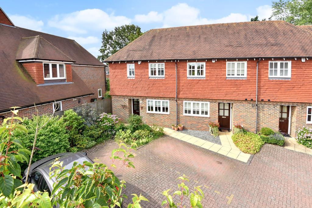 2 Bedrooms End Of Terrace House for sale in The Chantry, Headcorn