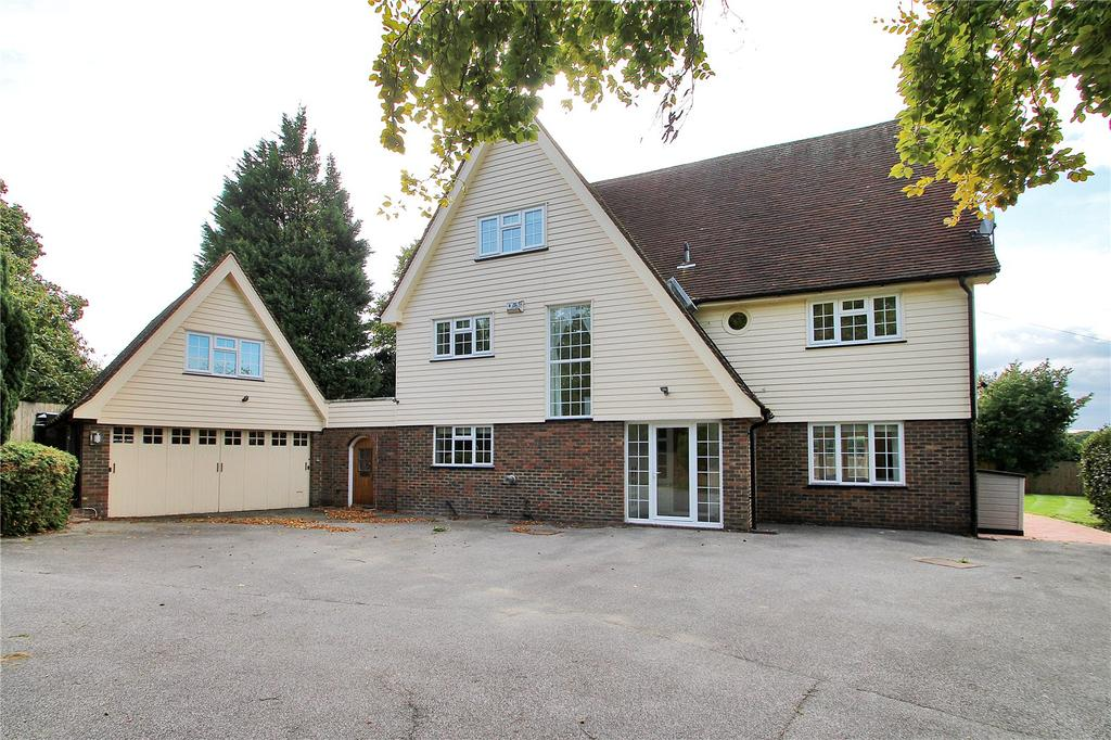 4 Bedrooms Detached House for sale in Moat Lane, Fordwich, Canterbury, Kent, CT2