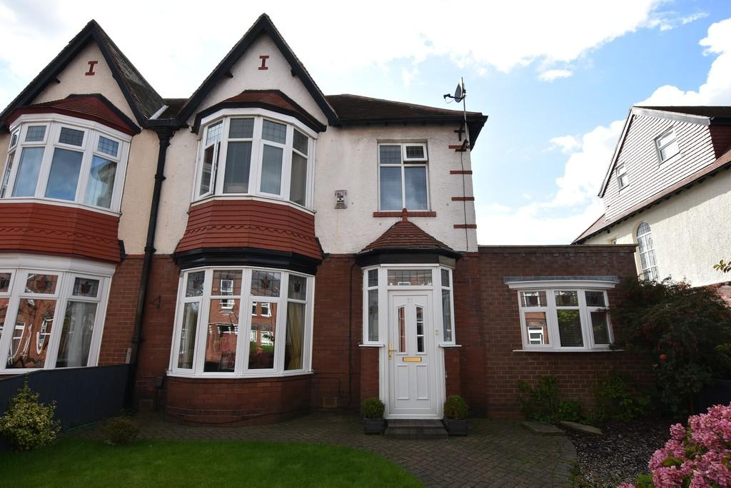 4 Bedrooms Semi Detached House for sale in Beechwood Terrace, Ashbrooke
