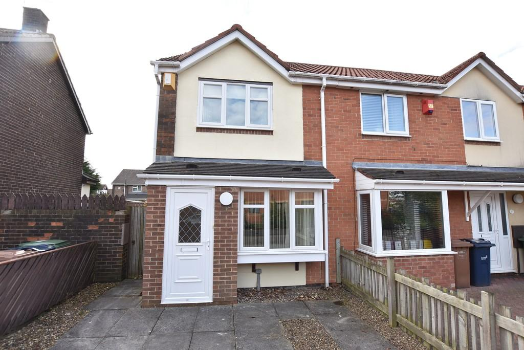 2 Bedrooms End Of Terrace House for sale in Bootle Street, Town End Farm