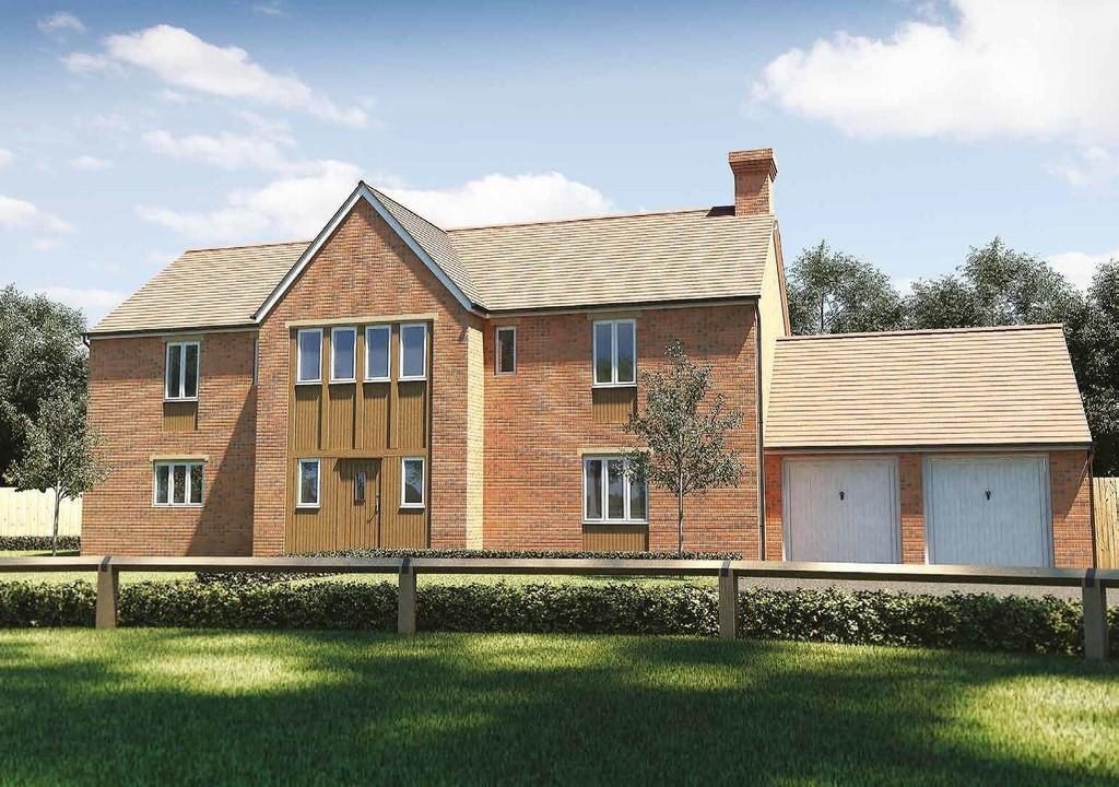 5 Bedrooms Detached House for sale in Plot 16 Maybush Fields