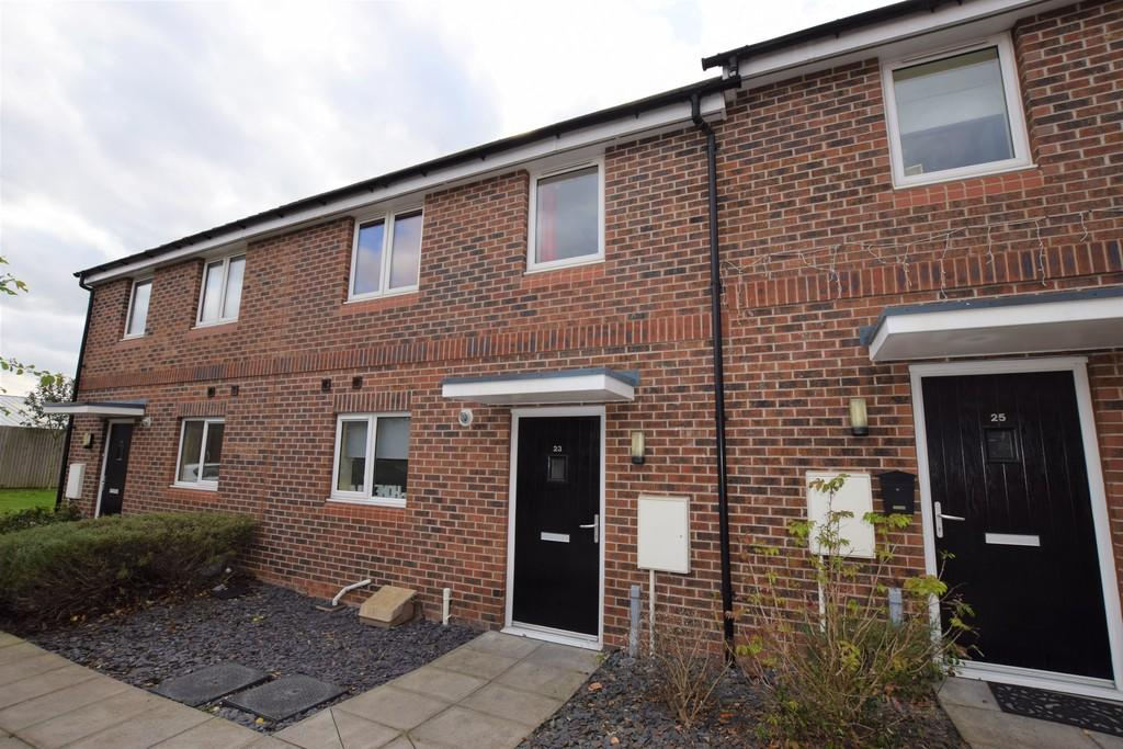 3 Bedrooms Terraced House for sale in Willowbank Road , Hinckley