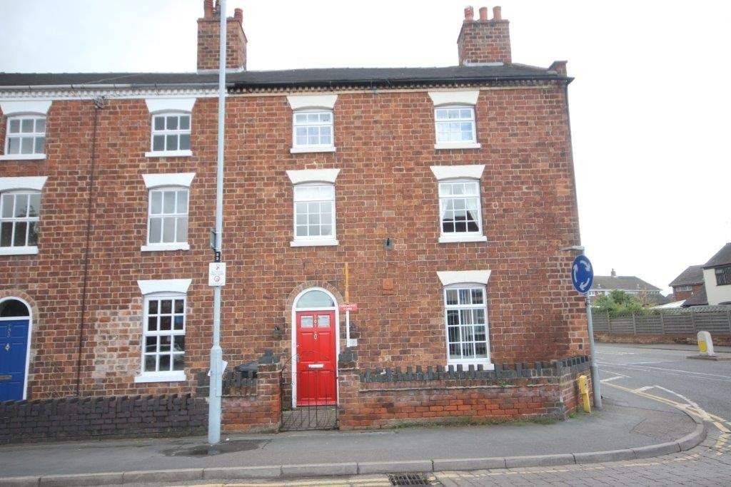 3 Bedrooms Town House for sale in High Street, Measham