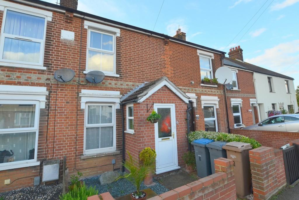 2 Bedrooms Terraced House for sale in Grange Road, Felixstowe IP11 2JE