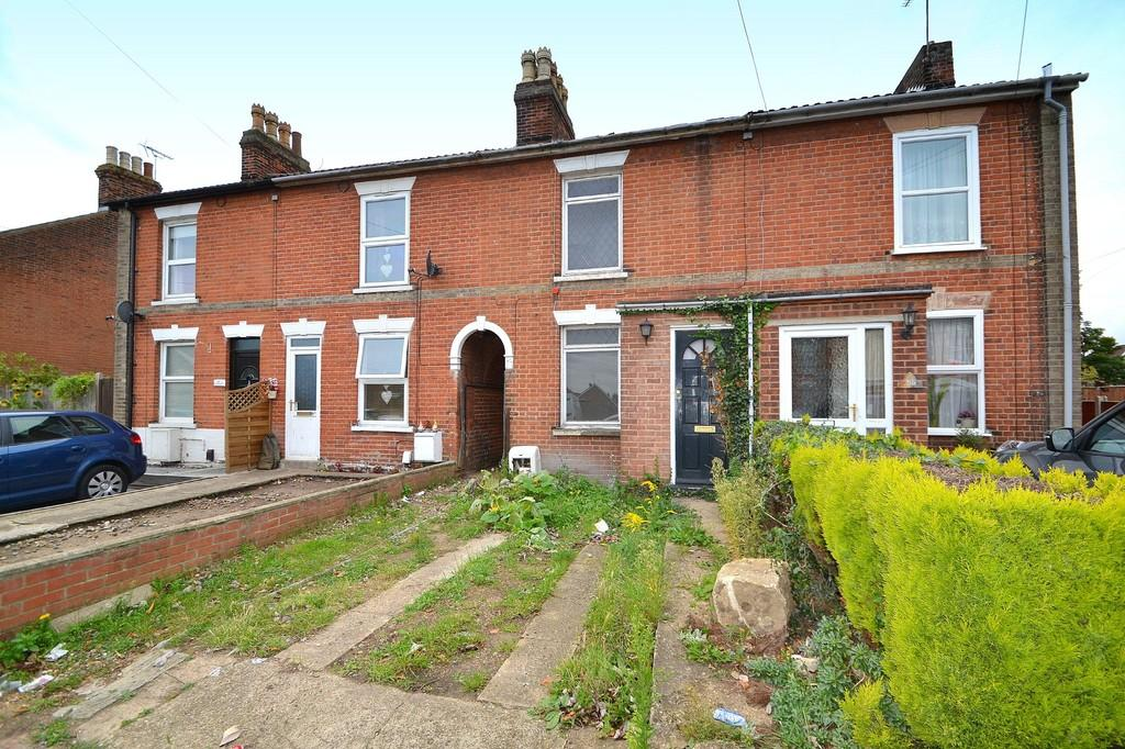 3 Bedrooms Terraced House for sale in Kemball Street, Ipswich, Suffolk, IP4 5EA