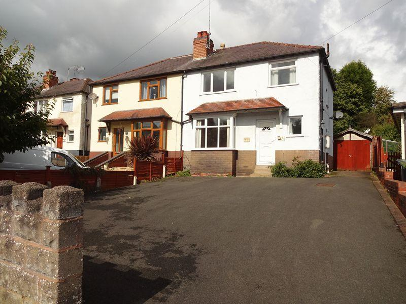 3 Bedrooms Semi Detached House for sale in Greatfield Road, Kidderminster DY11 6PH