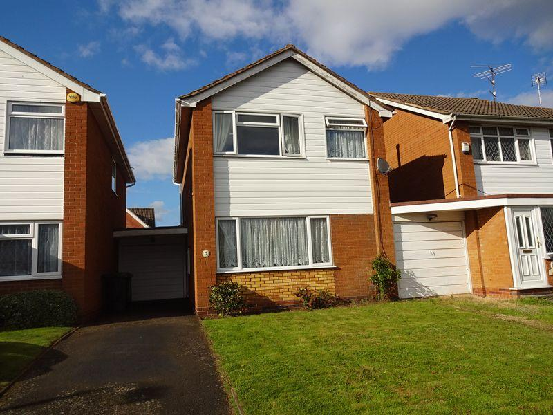 3 Bedrooms Link Detached House for sale in Sheraton Drive, Kidderminster DY10 3QR