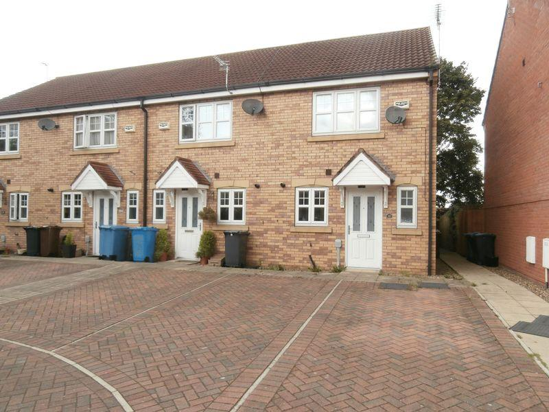 2 Bedrooms Terraced House for sale in Flanders Red, Hull