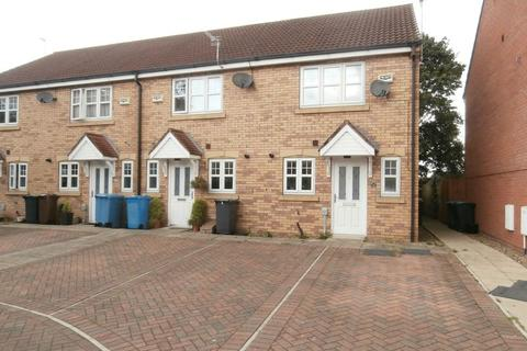 2 bedroom terraced house for sale - Flanders Red, Hull