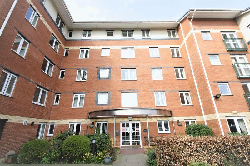 1 Bedroom Apartment Flat for sale in Constantine Court, Linthorpe Road, Middlesbrough
