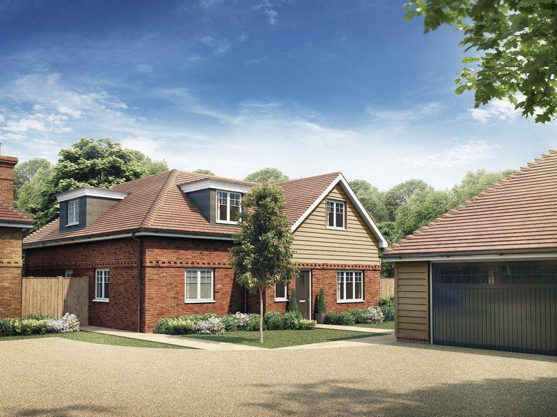 4 Bedrooms Detached House for sale in Chalk Road, Billingshurst