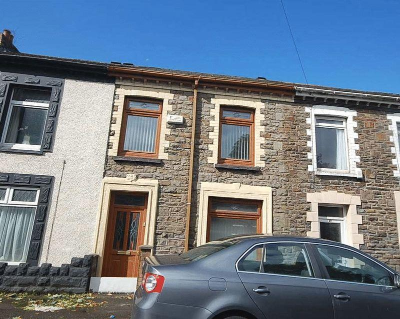 2 Bedrooms Terraced House for sale in 19 Pant Yr Heol, Briton Ferry, Neath, SA11 2HN