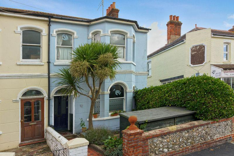 3 Bedrooms End Of Terrace House for sale in Ham Road, Worthing