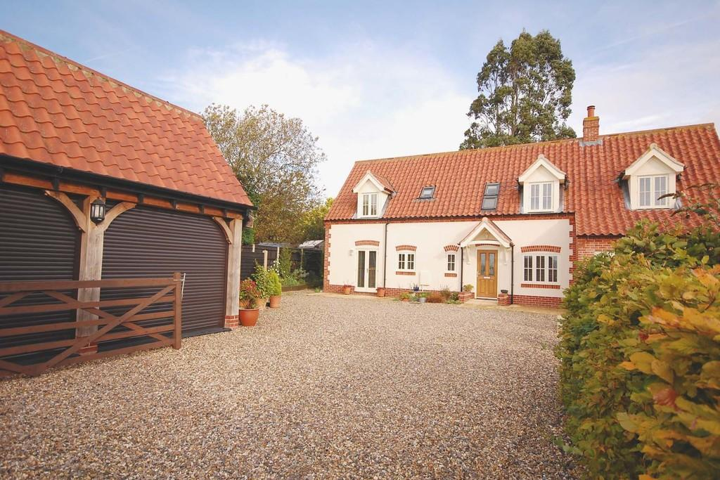 4 Bedrooms Detached House for sale in Pecks Lane, Edgefield