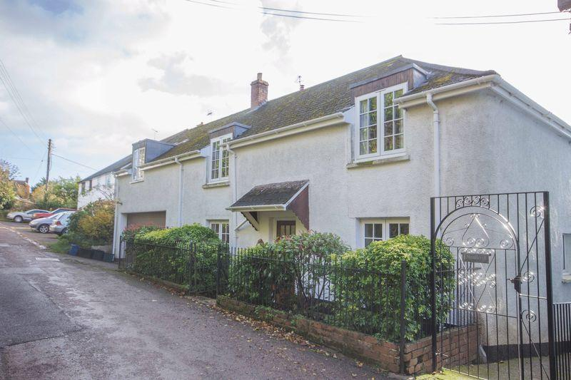 4 Bedrooms Detached House for sale in Rose Cottage, Zeal Monachorum