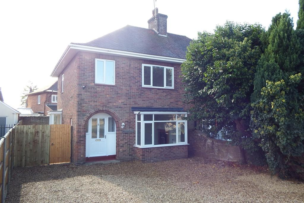 3 Bedrooms Semi Detached House for sale in High Road, Whaplode, PE12