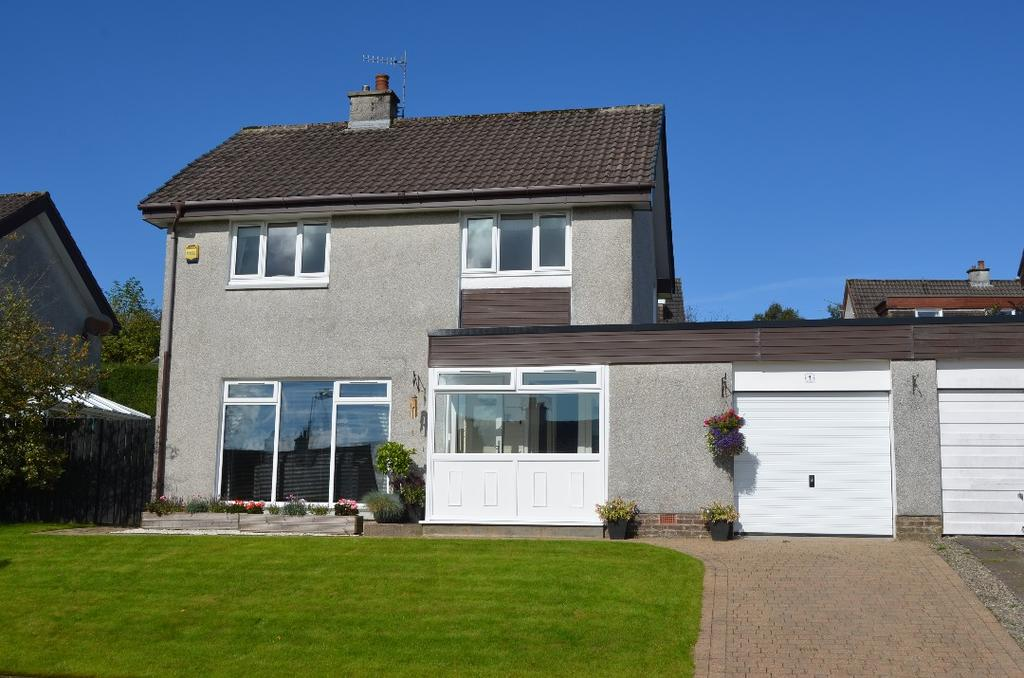 3 Bedrooms Link Detached House for sale in Corrie Place, Helensburgh, Argyll Bute, G84 9EN