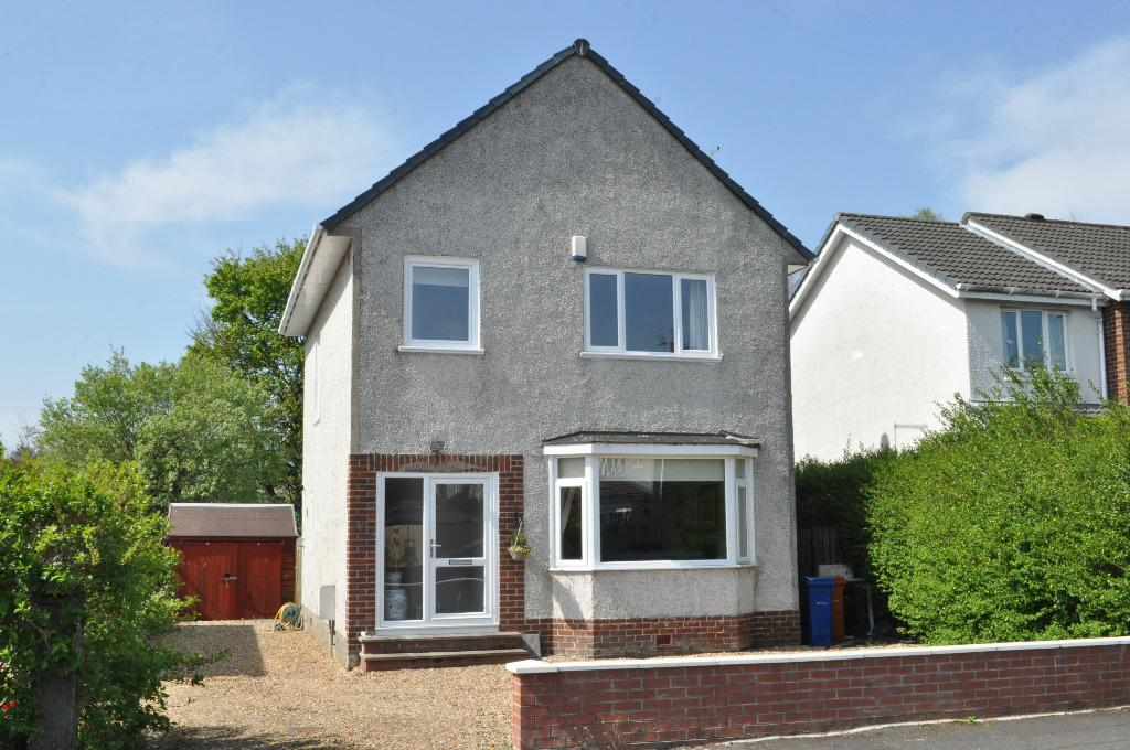 3 Bedrooms Detached House for sale in Upper Glenburn Road , Bearsden, Glasgow , East Dunbartonshire, G61 4BN