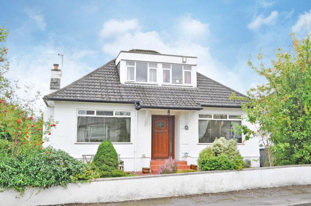 4 Bedrooms Bungalow for sale in Birkhall Drive, Bearsden, Glasgow , East Dunbartonshire, G61 1DB