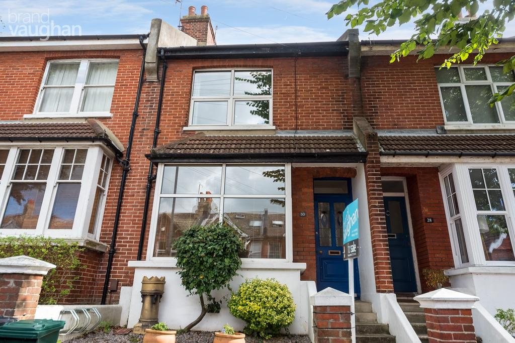 3 Bedrooms Terraced House for sale in Osborne Road, Brighton, BN1