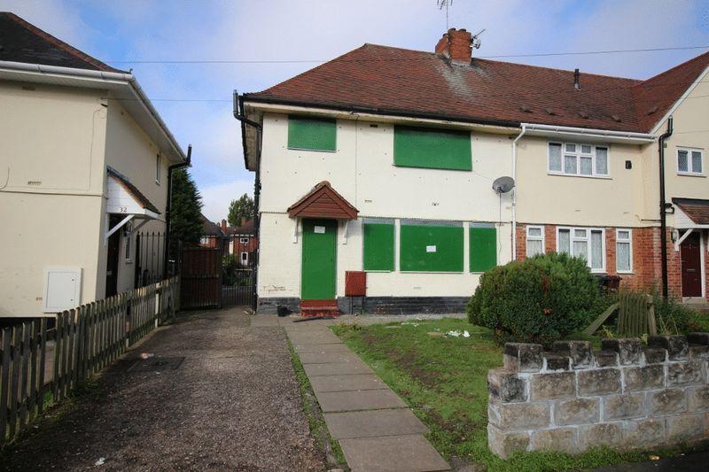 3 Bedrooms Semi Detached House for sale in Filey Road, Wolverhampton