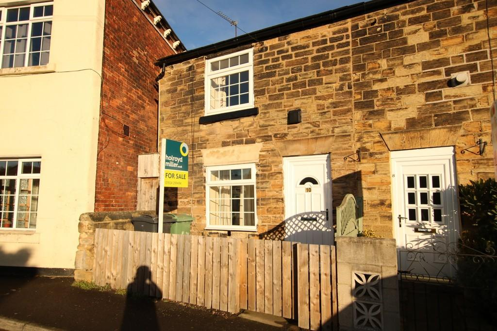 2 Bedrooms Cottage House for sale in Ledger Lane, Lofthouse
