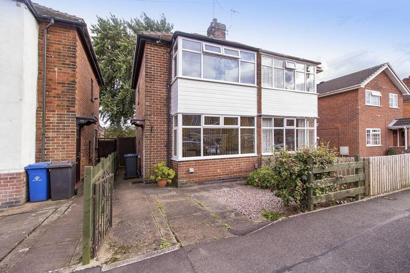 2 Bedrooms Semi Detached House for sale in WALTON ROAD, CHADDESDEN