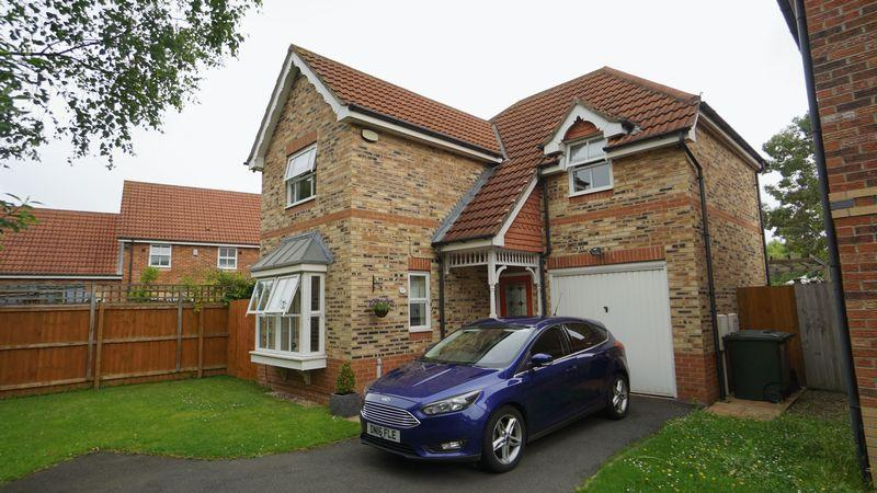 3 Bedrooms Detached House for sale in GREENLEE DRIVE, Haydon Grange