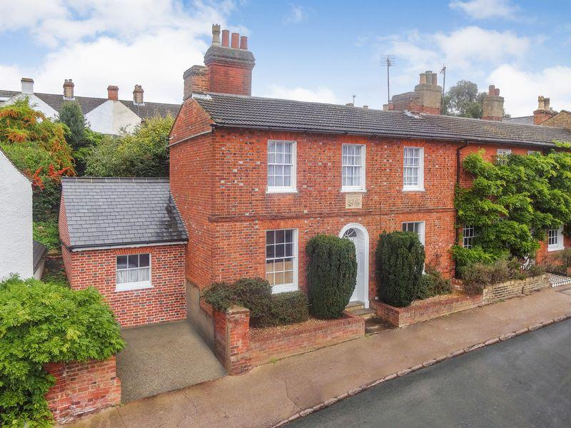 4 Bedrooms End Of Terrace House for sale in Woburn Street, Ampthill