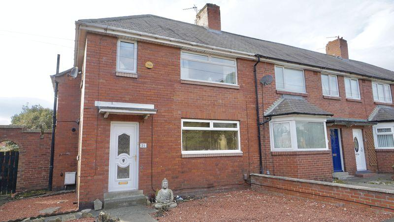 3 Bedrooms Terraced House for sale in BENTON ROAD High Heaton