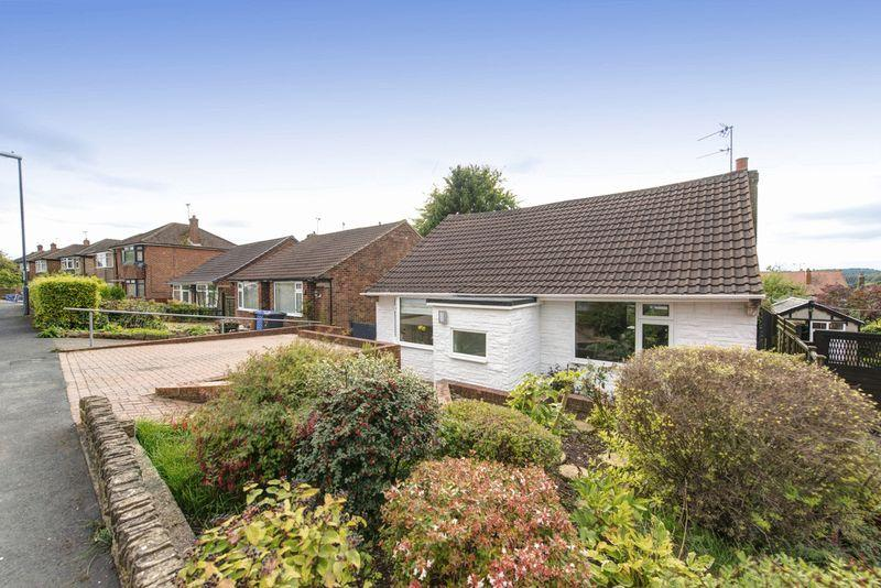 3 Bedrooms Detached Bungalow for sale in Crabtree Close, Allestree