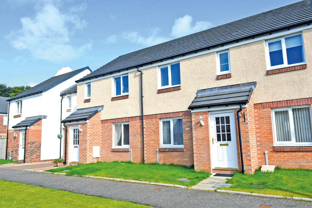 3 Bedrooms Terraced House for sale in The Quarry, Doune, Stirling, FK16 6DX