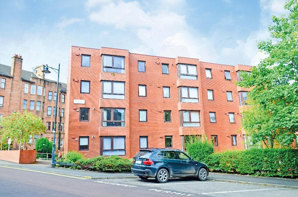 1 Bedroom Flat for sale in Bucclech Street, F4, Garnethill, Glasgow, G3 6NR