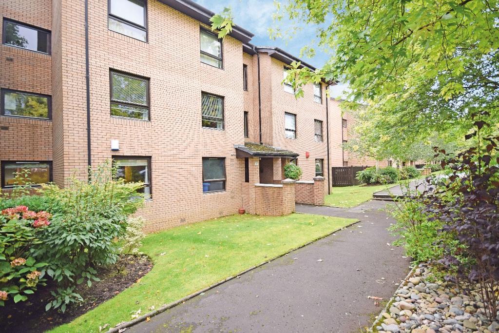1 Bedroom Flat for sale in Mansionhouse Gardens, Flat G/L, Langside, Glasgow, G41 3DP