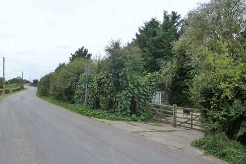 Land for sale - Culvert Road, Wainfleet, Skegness