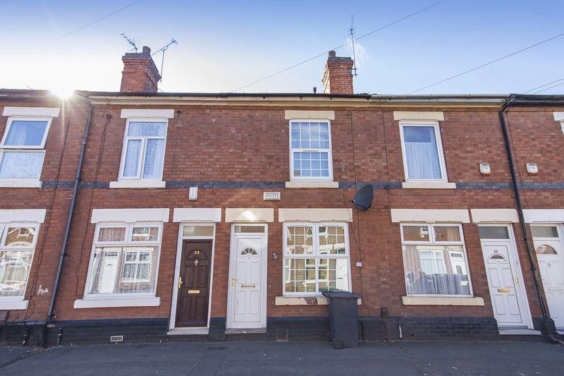 3 Bedrooms Terraced House for sale in STANTON STREET, DERBY