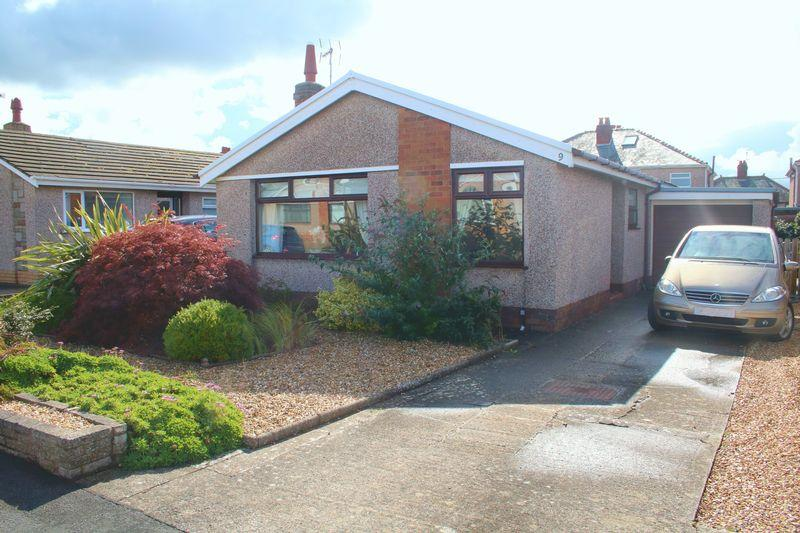 2 Bedrooms Detached Bungalow for sale in Seymour Drive, Rhuddlan