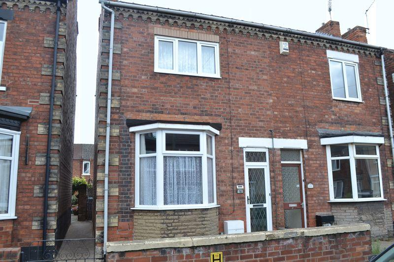 3 Bedrooms Semi Detached House for sale in George Street, Gainsborough