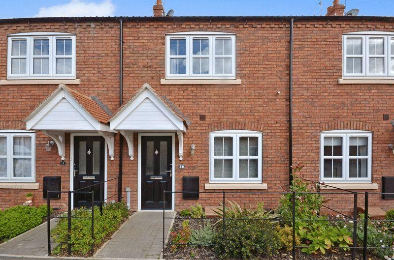 2 Bedrooms Terraced House for sale in Bob Rainsforth Way, Gainsborough