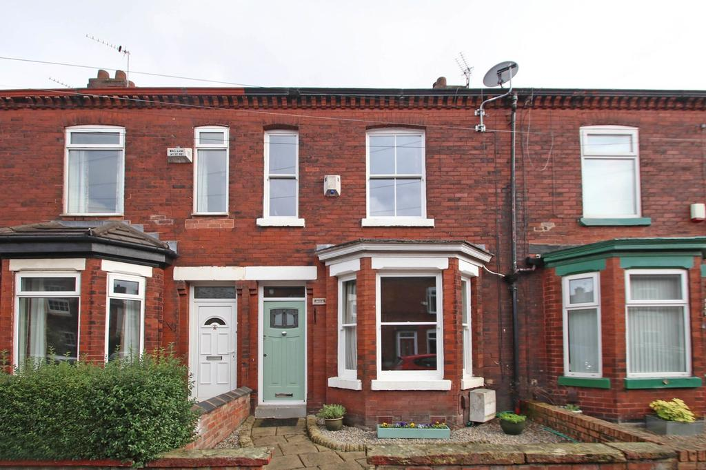 2 Bedrooms Terraced House for sale in Cavendish Road, Urmston, Manchester, M41