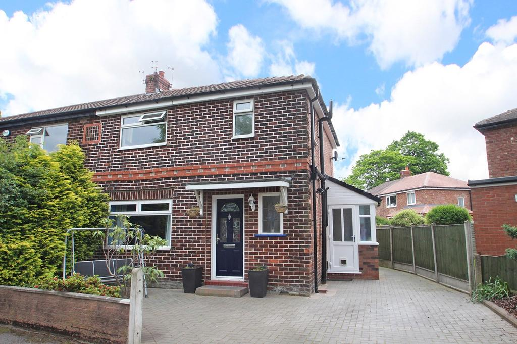 3 Bedrooms Semi Detached House for sale in Parkfield Avenue, Urmston, Manchester, M41