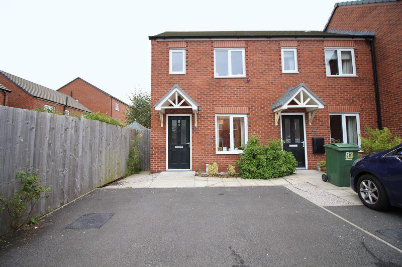 2 Bedrooms Terraced House for sale in Magazine Road, Wirral